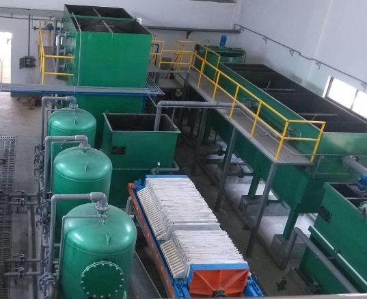 国内废水处理设备千亿市场前景展望