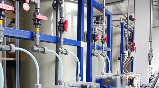 宁波嘉隆对于高浓度含盐废水的处理方法