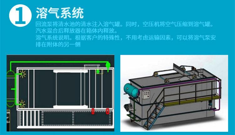 溶气气浮机溶气系统