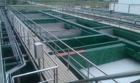 浙江金观螺杆工业废水处理工程