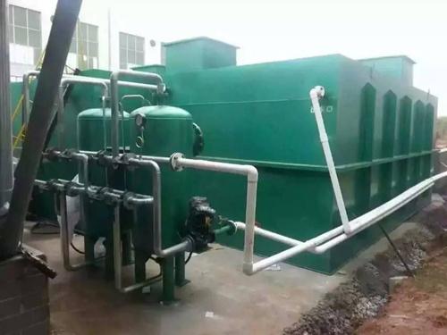 宁波宝通轮业公司着色探伤污水处理工程