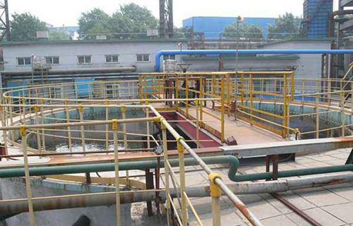 嘉善和泰五金工具工业废水处理工程