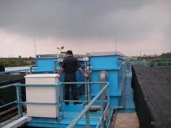 宁波咸祥酿香酒业酿酒废水处理工程
