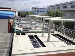 宁波奉化因美柯洁具喷漆印染废水处理工程